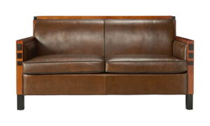 Jan-Frantzen-Art-Deco-Nantes-Sofa-Brown-Front