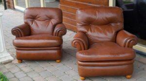 Luxe dames en heren fauteuils Star Class Collectie Poltrona Frau