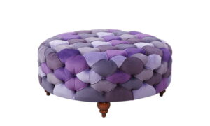 Hocker Royal Purple