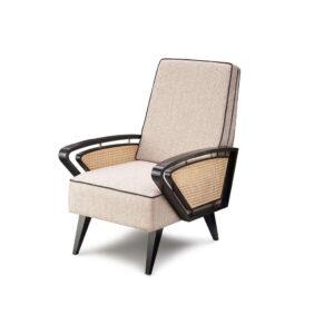 Art Deco fauteuil Oliver