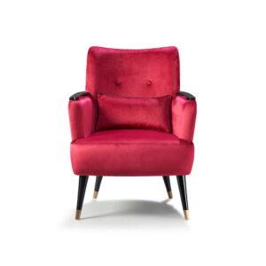 Art Deco fauteuil Madman
