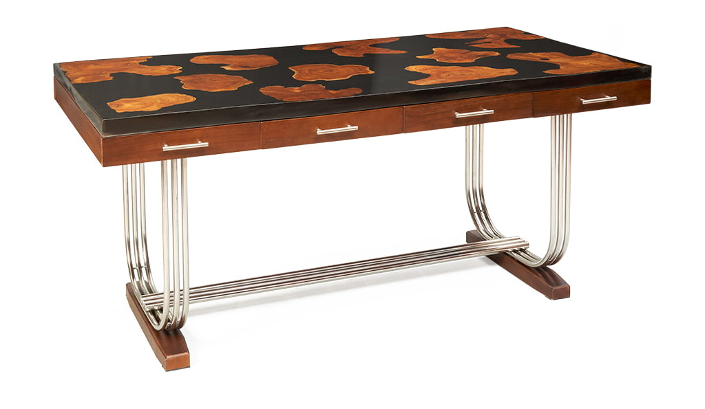 art deco tafel