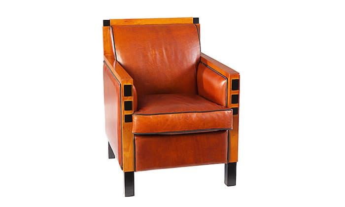 Art-deco-stoel