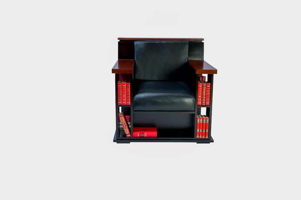 Book Chair Anna