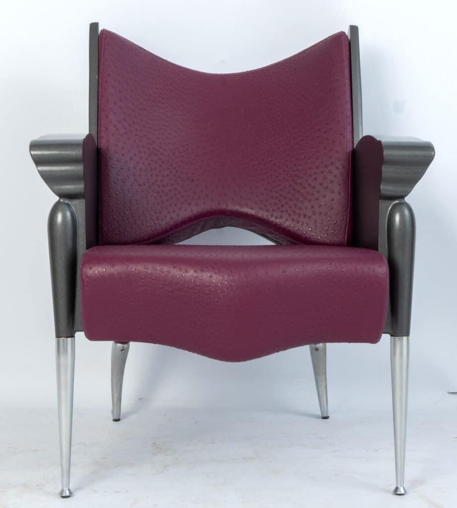 Borek Sipek voor Maletti – fauteuil model Maletak