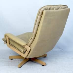 Strässle King Chair van André Vandenbeuck voor WK Möbel, 1960s