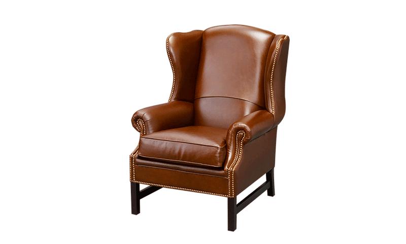 klassieke fauteuils hunter